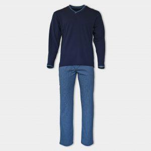 елегантна мъжка пижама