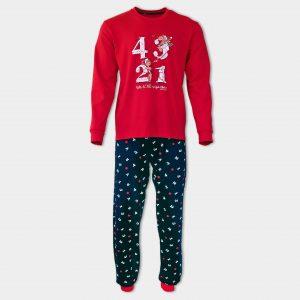 мъжка коледна пижама