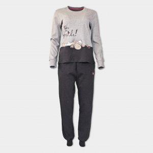 pyjama with emboidery