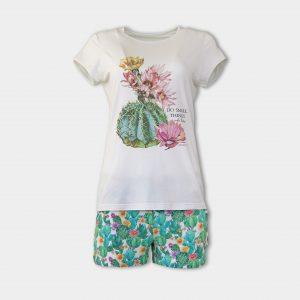 Лятна пижама от микро-модал АФФЕКТ