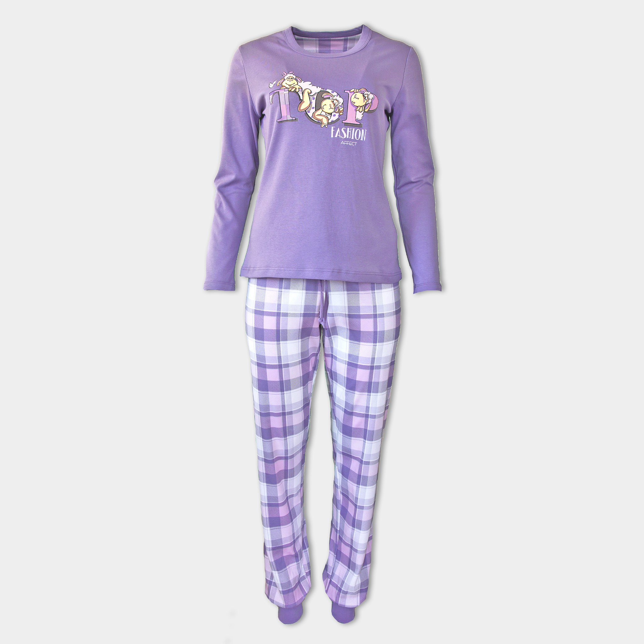 Beautiful PJs with sheep