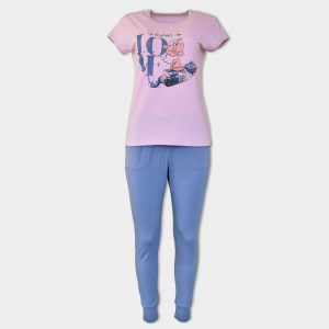 Пижама от Аффект от памук-модал