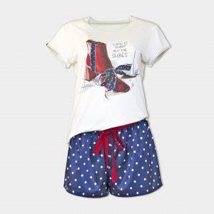 Пижама от модал и Сатен