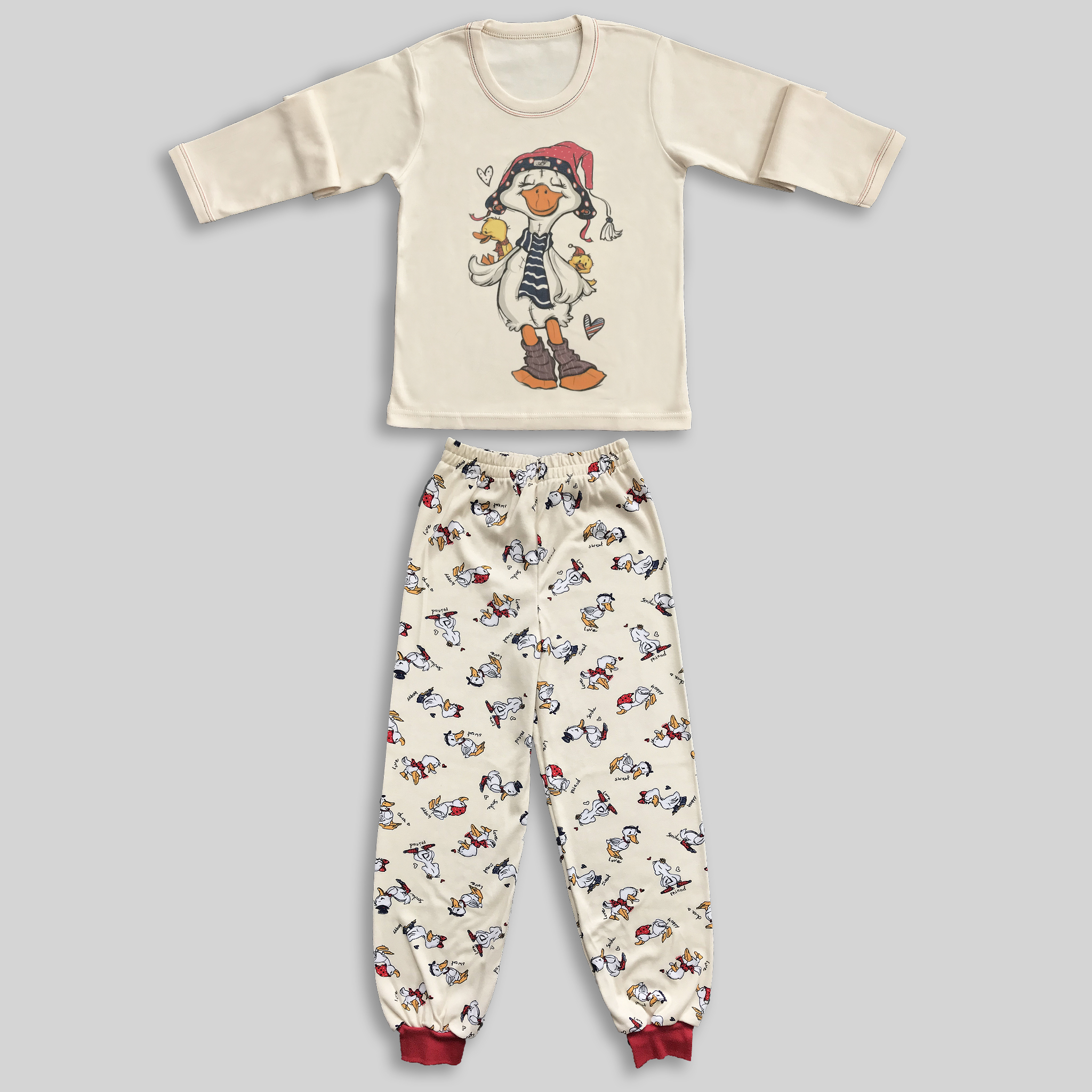 "Children`s Pajamas ""Duck"""