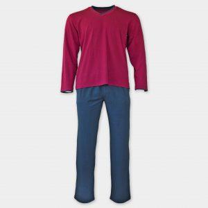 Класически модел пижама за мъже