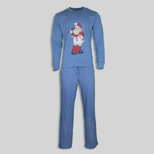 "Men`s Pajamas ""Love is in the air"""