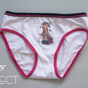"Kids Bikini ""Sheep in Love"""