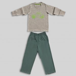 "Children`s Pajamas ""Retro Car"""
