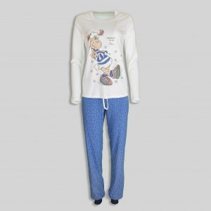 "Women`s Pajama ""Wathever I`m the Star"""