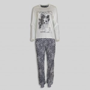 "Ladies Pajama ""VOGUE"""