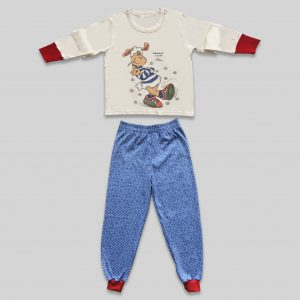 "Children`s Pajamas ""Whatever I`m the Star"""