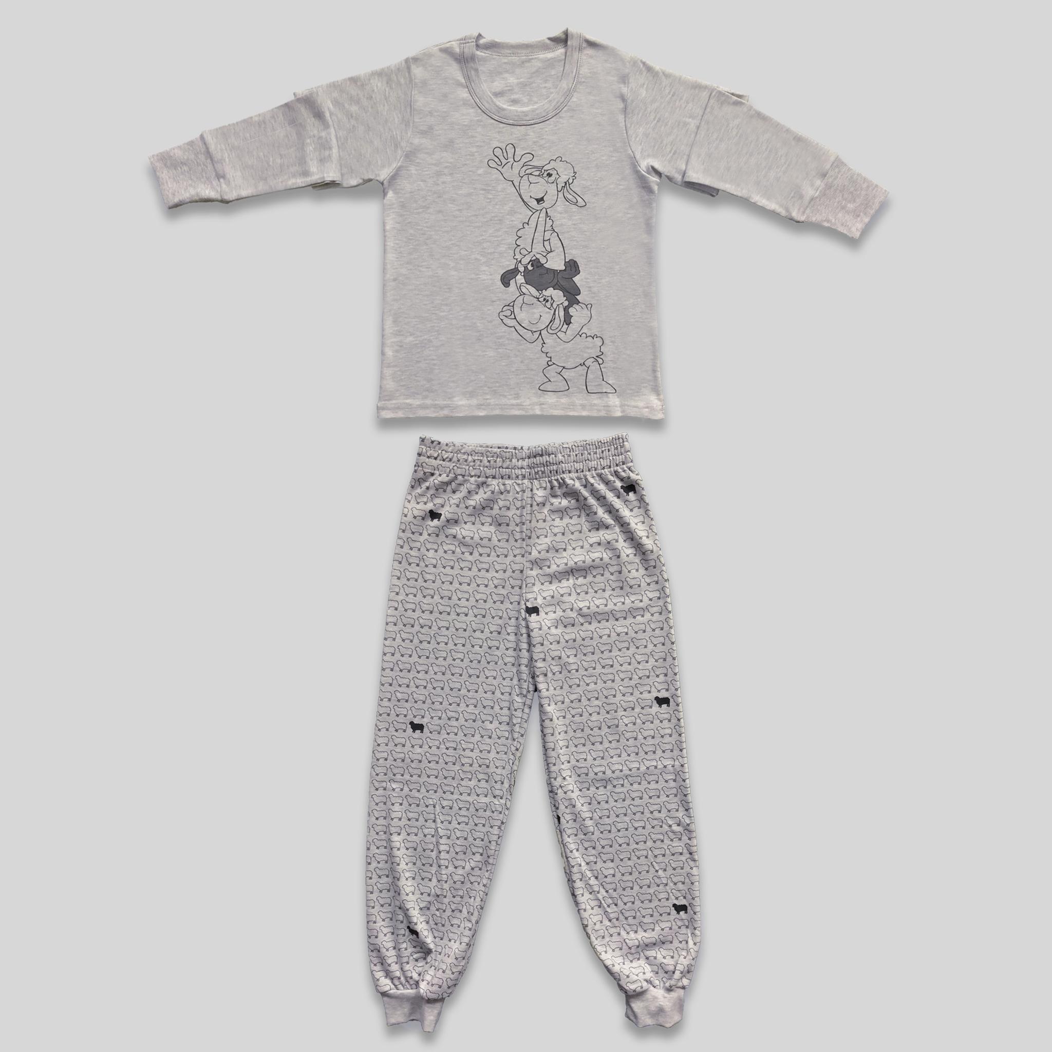 "Childrens pajama ""It`s a sheep story"""