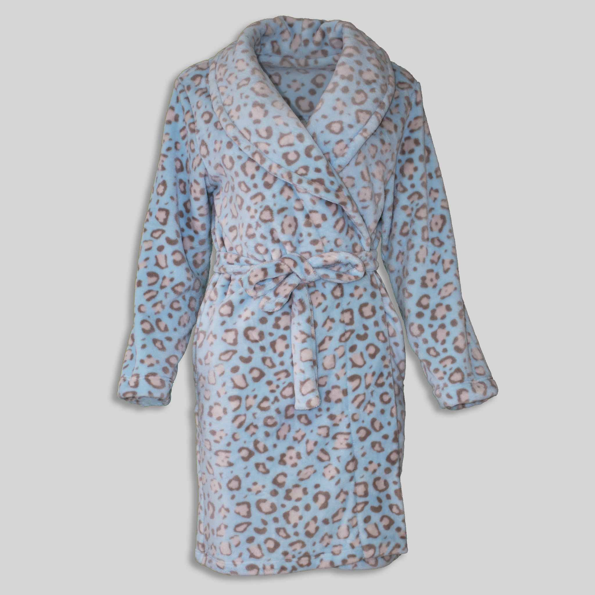 "Dressinggown ""Blue Panter"""