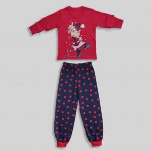 "Children`s Pajamas ""Chrismas is Coming"""