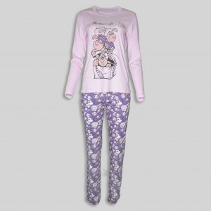 "Women`s Pajama ""Chrismas Night"""