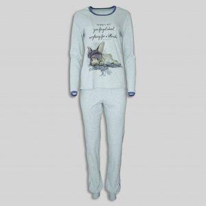 """Дамска пижама """"Bunny`s dreaming"""""""