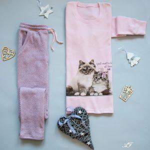 """Дамски Домашен Комплект """"Kitty Style Living"""""""