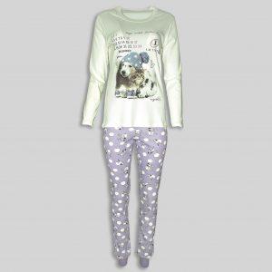 "Women`s Pajama ""December Calender"""