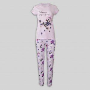 "Дамска пижама ""Flowerberry"""