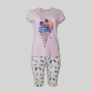 "Women`s pajamas ""Icecream"""