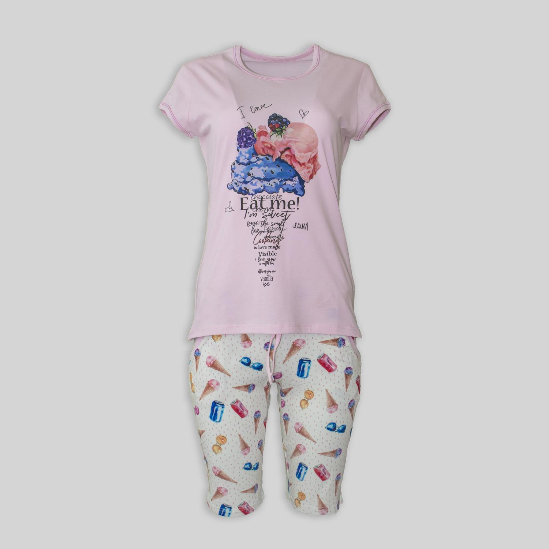 """Women`s pajamas """"Icecream"""""""