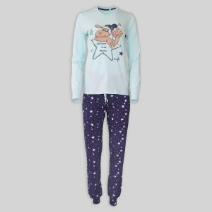 "Women`s pajamas ""Let`s meet in our Dreems"""