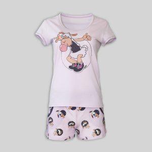 """Дамска лятна пижама """"Queen of Pijamas"""""""