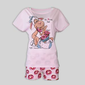 "Women`s pajamas ""Sheep on Diet"""
