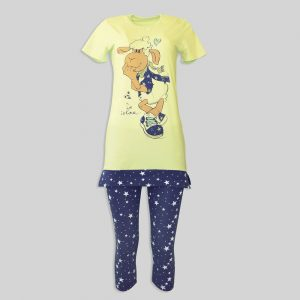 "Women`s pajamas ""In Love"""