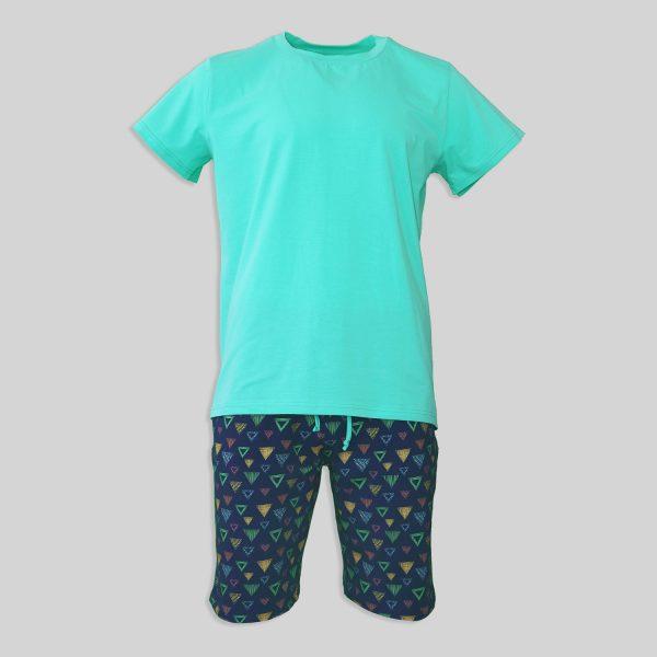 """Мъжка лятна пижама """"Ethno"""""""