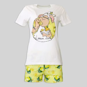 "Women`s pajamas ""Lemon Diet"""