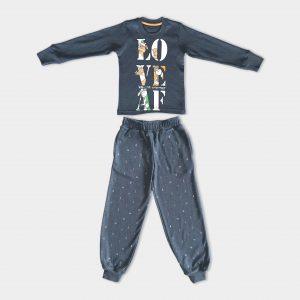 Пижами за цялата фамилия
